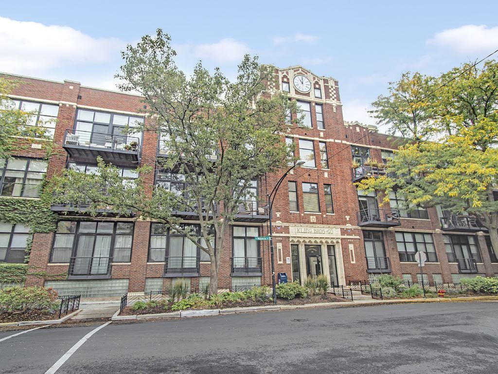 2300 W WABANSIA Avenue #309, Chicago, IL 60647 - #: 11246290