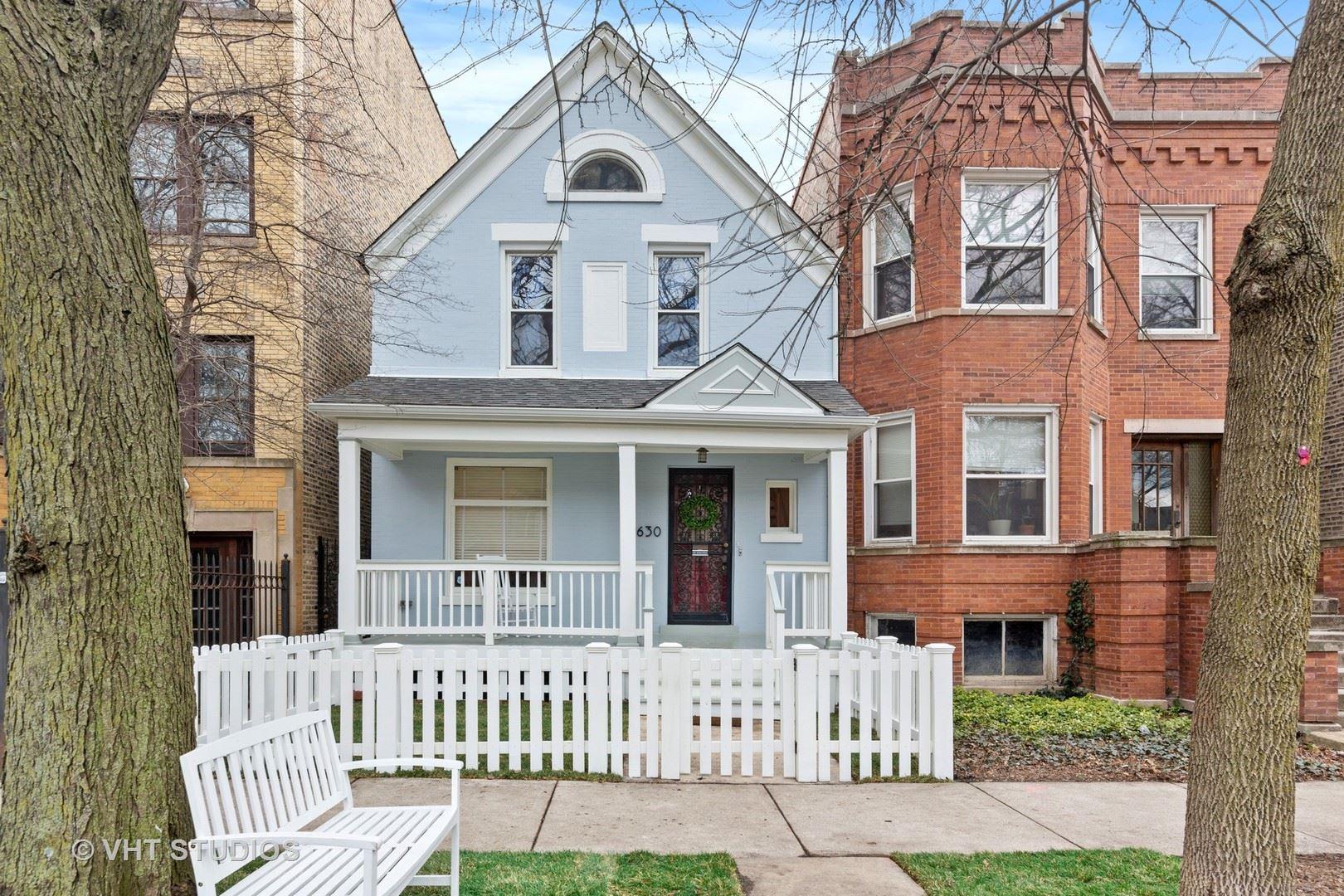 2630 N RICHMOND Street, Chicago, IL 60647 - #: 10759291