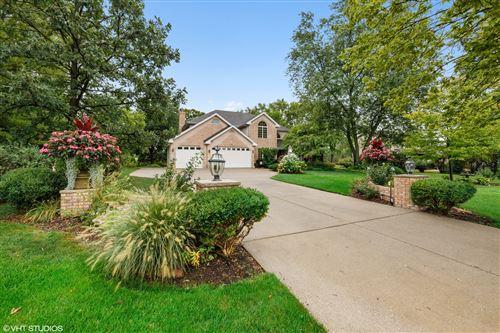Photo of 411 Oak Brook Road, Oak Brook, IL 60523 (MLS # 10845292)