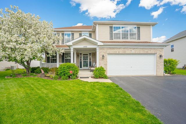 Photo for 1402 Fitzer Drive, Joliet, IL 60431 (MLS # 10590292)