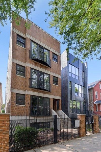 2447 W Haddon Avenue #3, Chicago, IL 60622 - #: 10775292