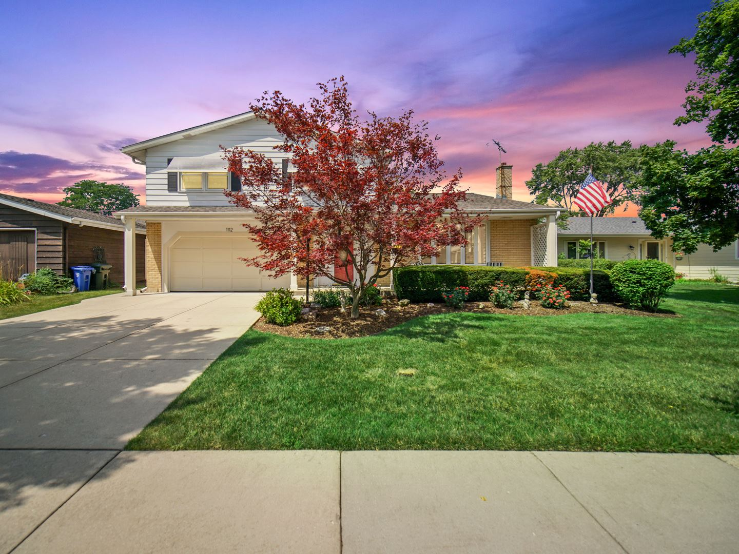 1112 S Cherrywood Drive, Mount Prospect, IL 60056 - #: 10808292