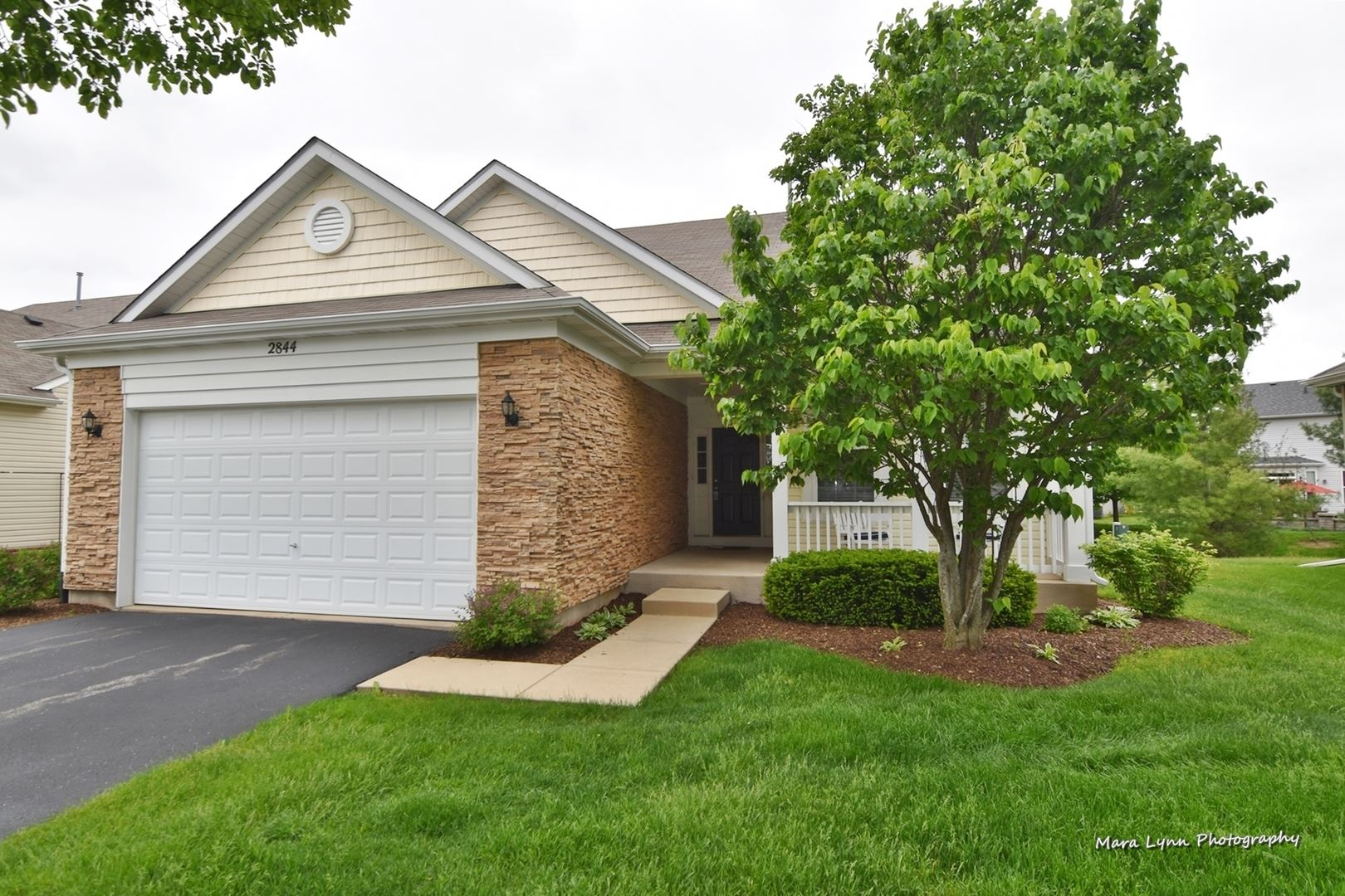 2844 Silver Springs Court, Yorkville, IL 60560 - #: 10676293