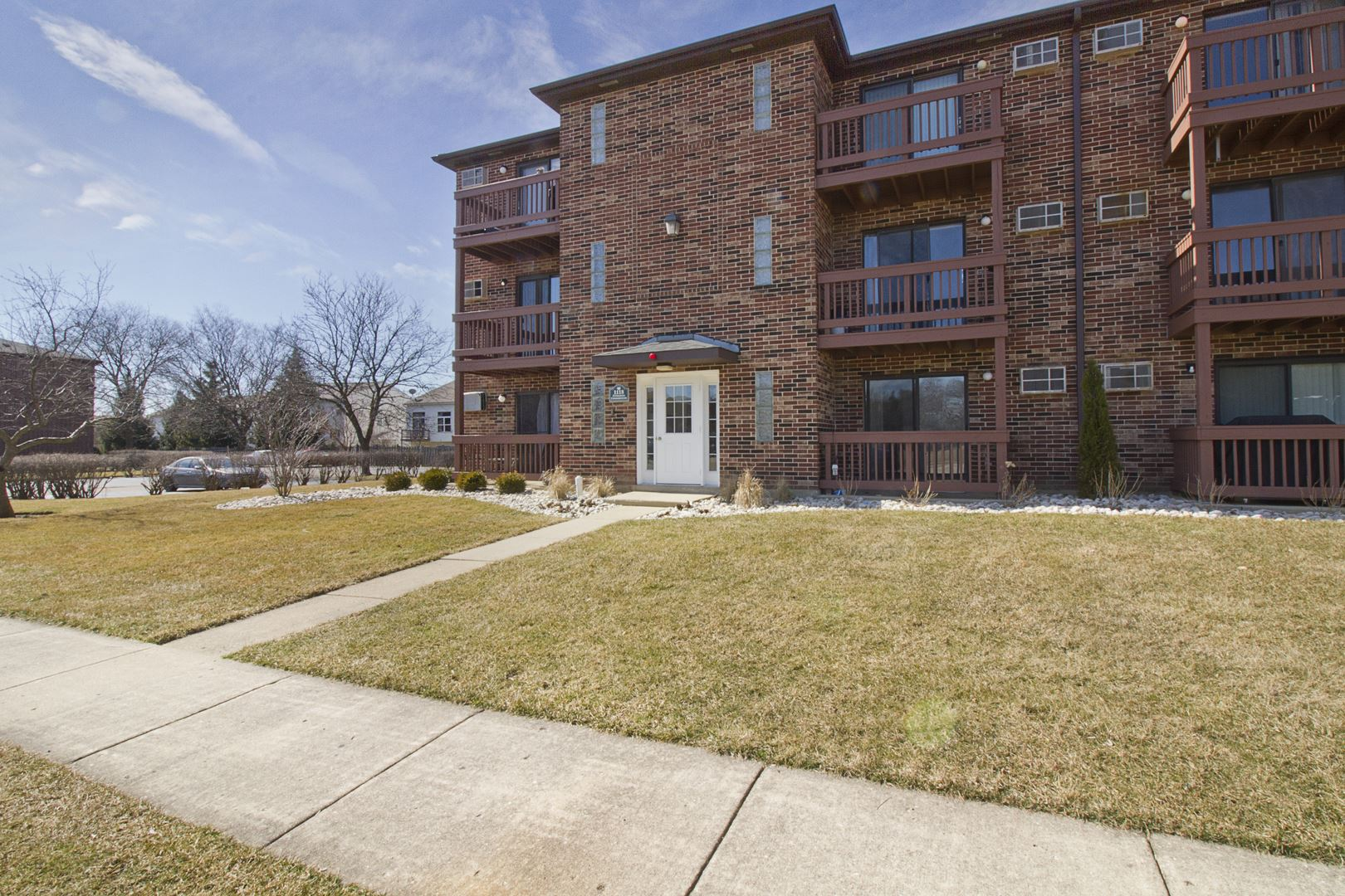1118 Cedar Street #1B, Glendale Heights, IL 60139 - #: 10851293