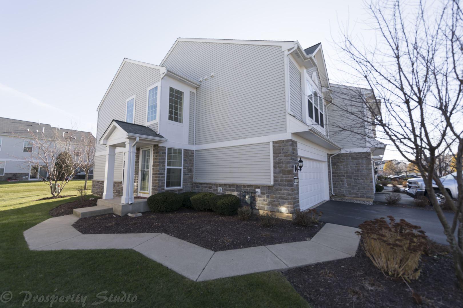 Photo of 636 Hawley Drive, Oswego, IL 60543 (MLS # 10942293)