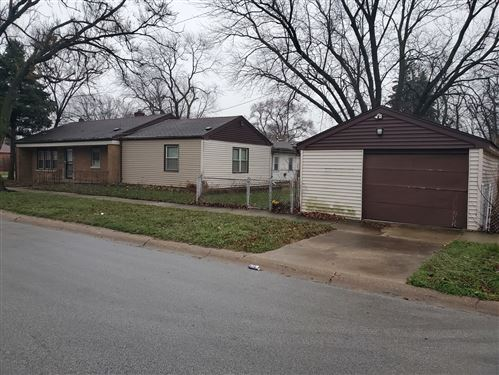Tiny photo for 12600 S ELIZABETH Street, Calumet Park, IL 60827 (MLS # 10956294)