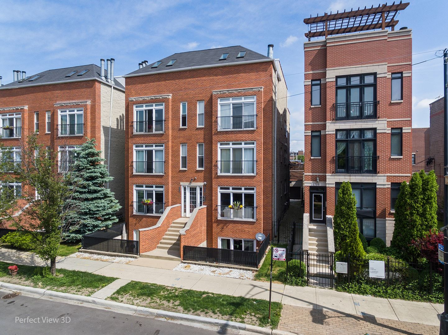 1710 W Diversey Parkway #1, Chicago, IL 60614 - #: 10739294