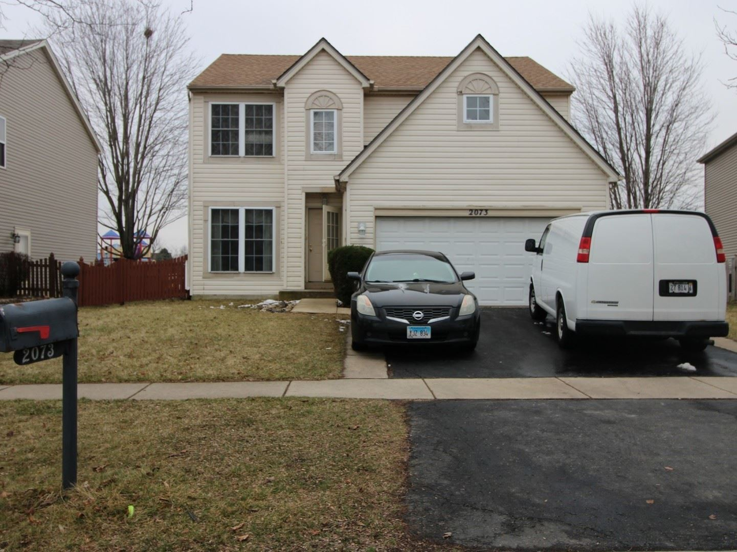 Photo of 2073 Kentland Drive, Romeoville, IL 60446 (MLS # 11023295)