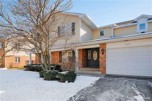 Photo of 638 Zaininger Avenue #D, Naperville, IL 60563 (MLS # 10980296)