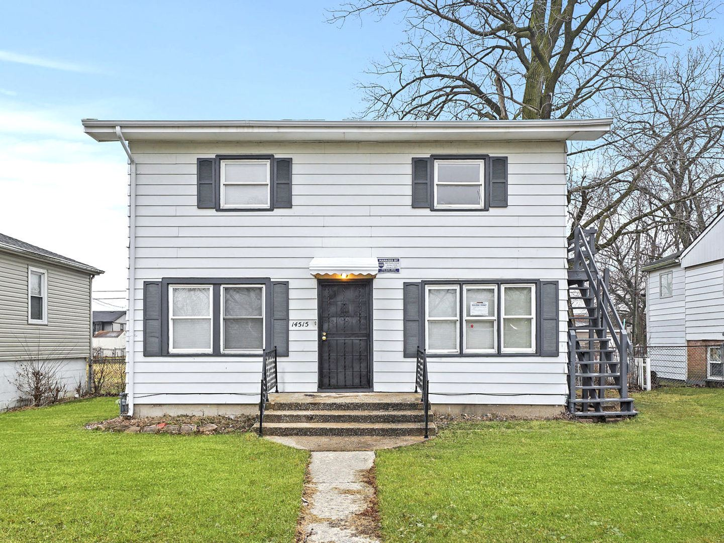14515 Hoyne Avenue, Dixmoor, IL 60426 - #: 10735296