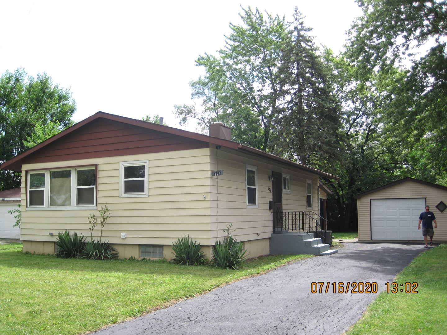 175 E Normandy Drive, Chicago Heights, IL 60411 - #: 10784296