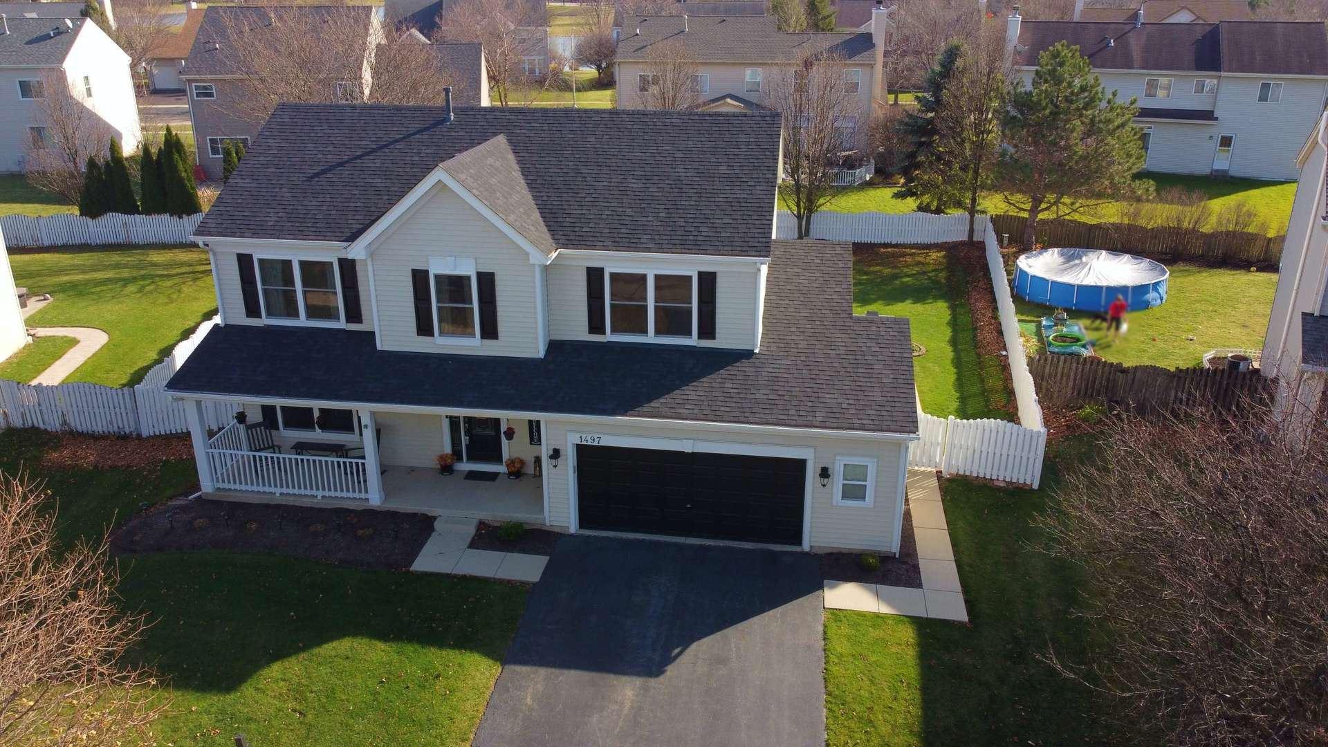 Photo of 1497 Schafer Avenue, Bolingbrook, IL 60490 (MLS # 10936298)