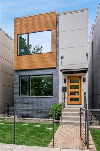 Photo of 1847 W Dickens Street, Chicago, IL 60614 (MLS # 11126300)