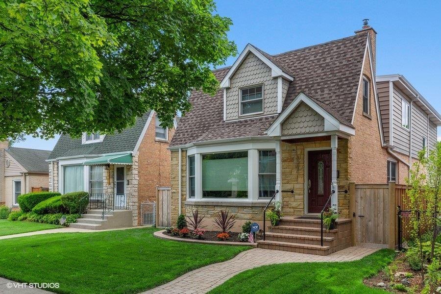 6206 N Keeler Avenue, Chicago, IL 60646 - #: 10761300