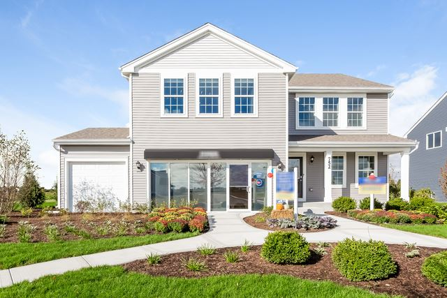 Photo of 525 Colchester Drive, Oswego, IL 60543 (MLS # 10925300)