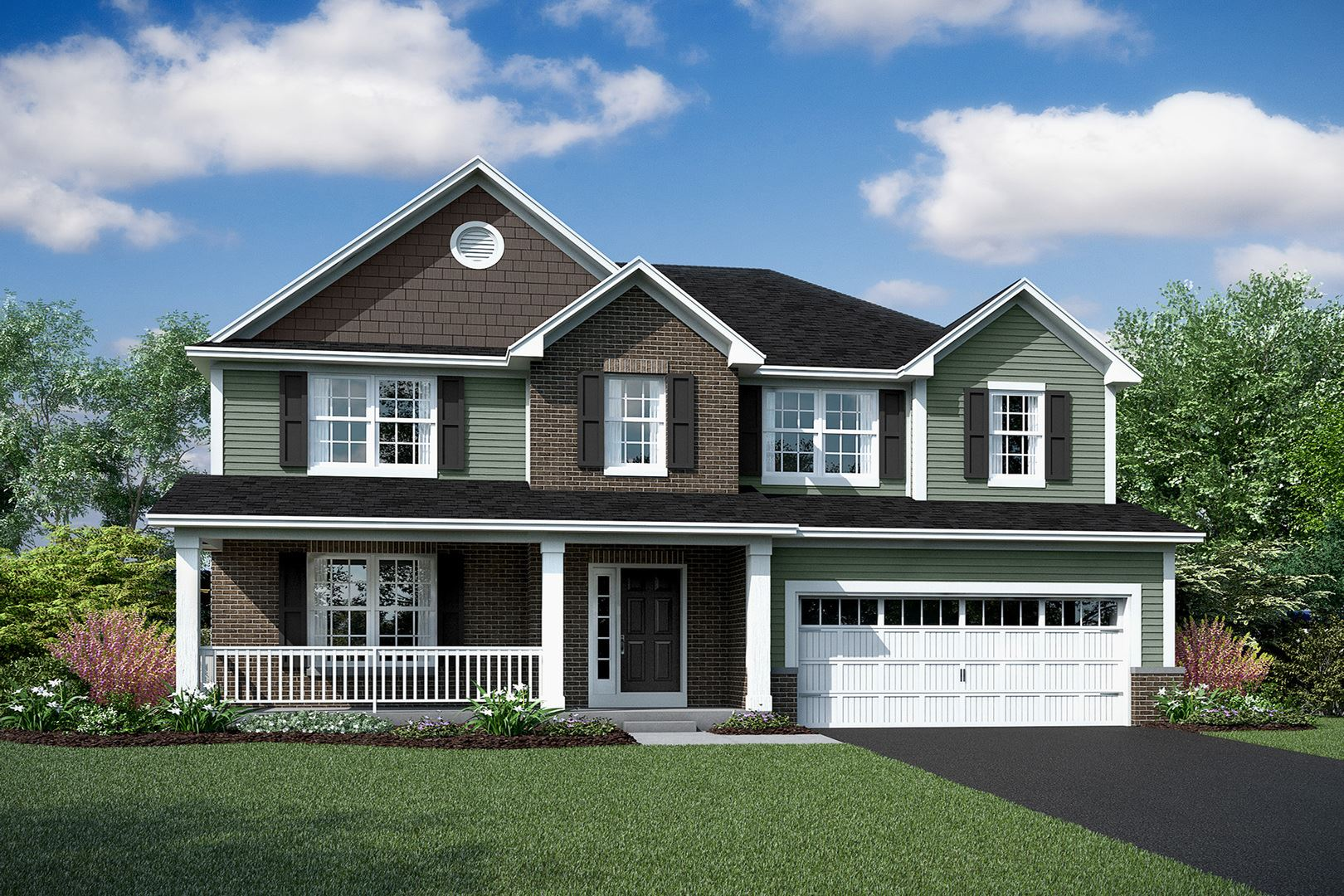 Photo of 21237 Coventry Lot # 91 Circle, Shorewood, IL 60404 (MLS # 10856302)