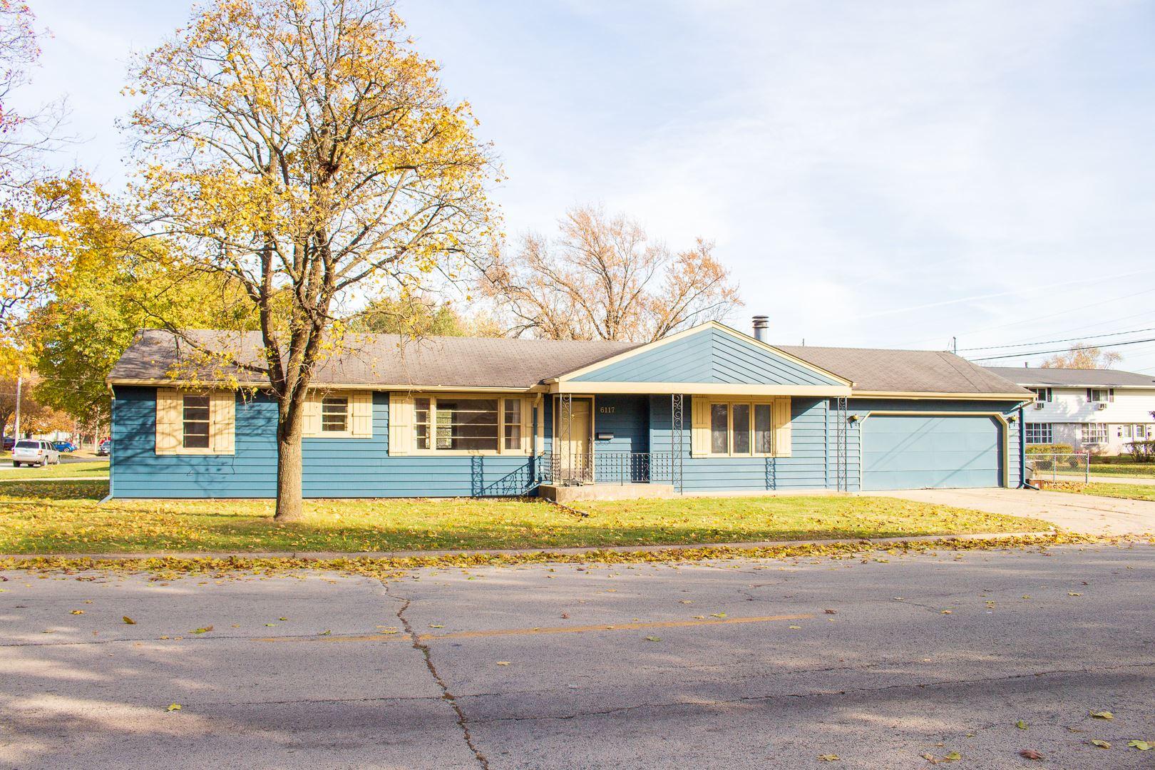 6117 East Drive, Loves Park, IL 61111 - #: 10924302