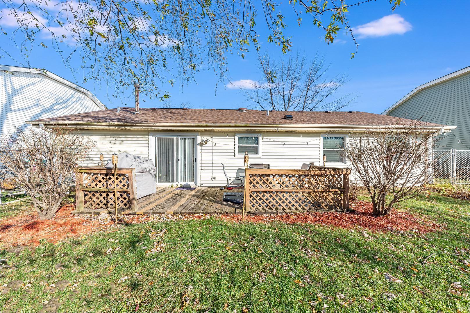Photo of 663 Chesapeake Drive, Bolingbrook, IL 60440 (MLS # 10937303)