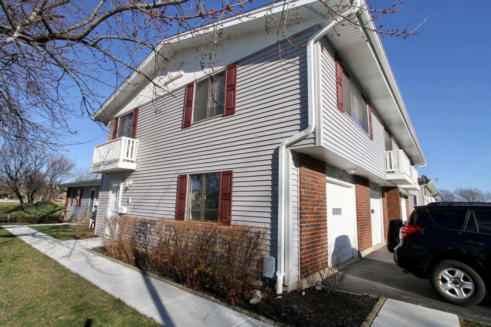1346 Forestdale Court #1346, Schaumburg, IL 60193 - #: 10944303