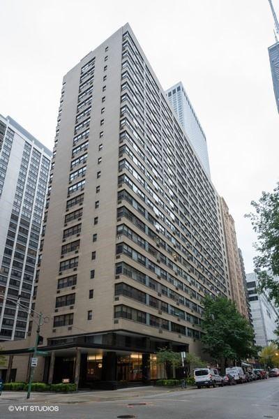 850 N Dewitt Place #18C, Chicago, IL 60611 - #: 11038303