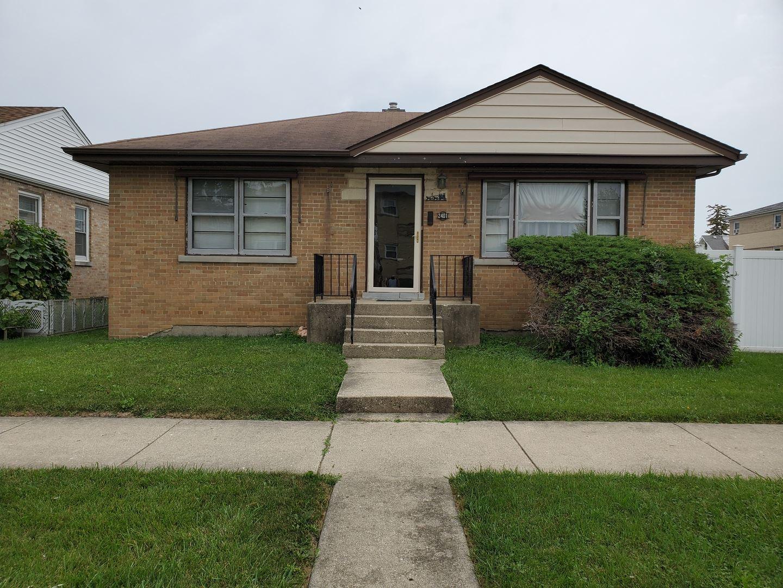 2401 N 76 th Court, Elmwood Park, IL 60707 - #: 11172303