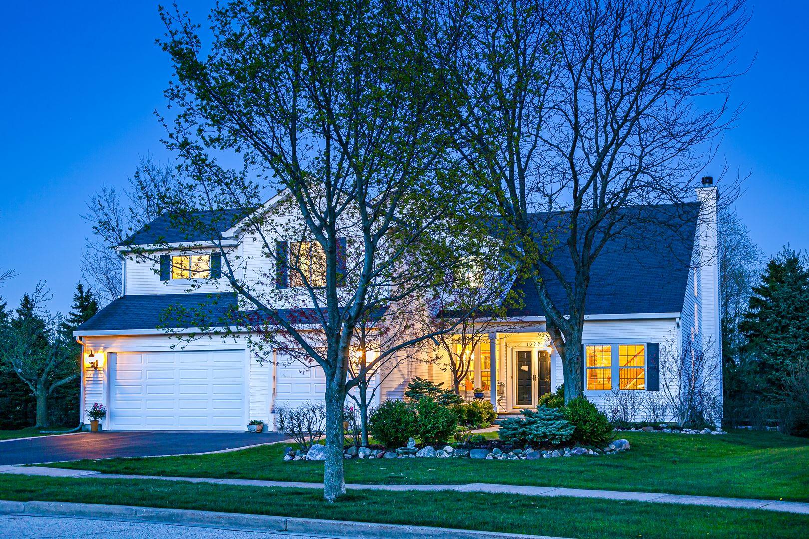 1329 Kettering Road, Mundelein, IL 60060 - #: 10706304