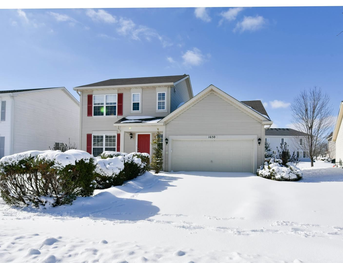 Photo of 1650 Fiddyment Drive, Romeoville, IL 60446 (MLS # 10985304)