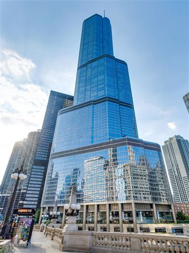 Photo of 401 N Wabash Avenue #38C, Chicago, IL 60611 (MLS # 11009305)