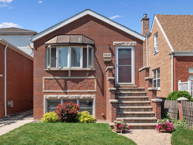 4940 W Gunnison Street, Chicago, IL 60630 - #: 11152305