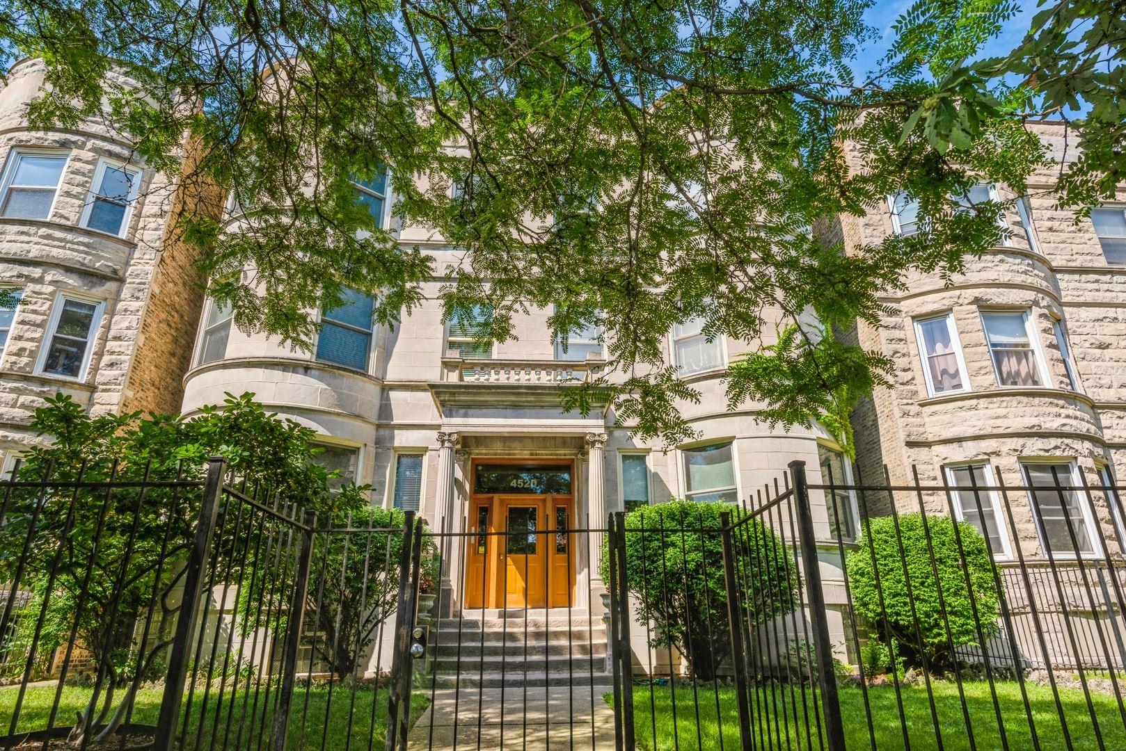 4520 N Magnolia Avenue #3N, Chicago, IL 60640 - #: 11204305