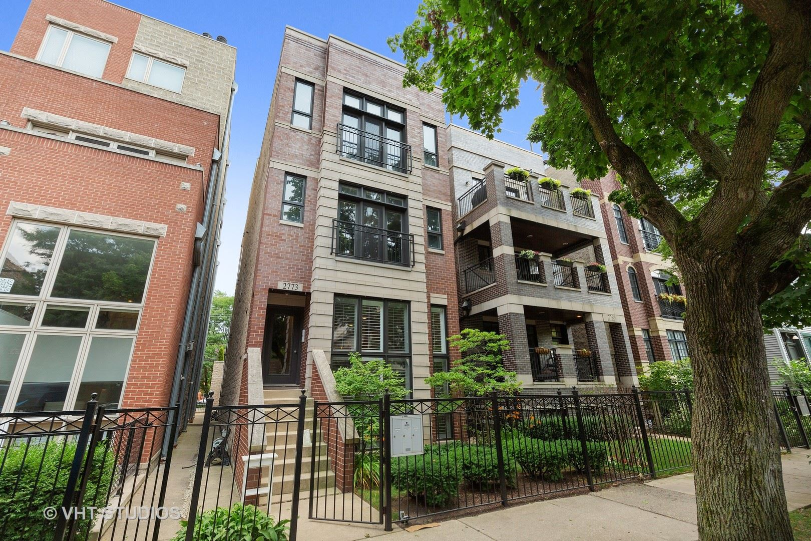 2773 N Kenmore Avenue #1, Chicago, IL 60614 - #: 10788306