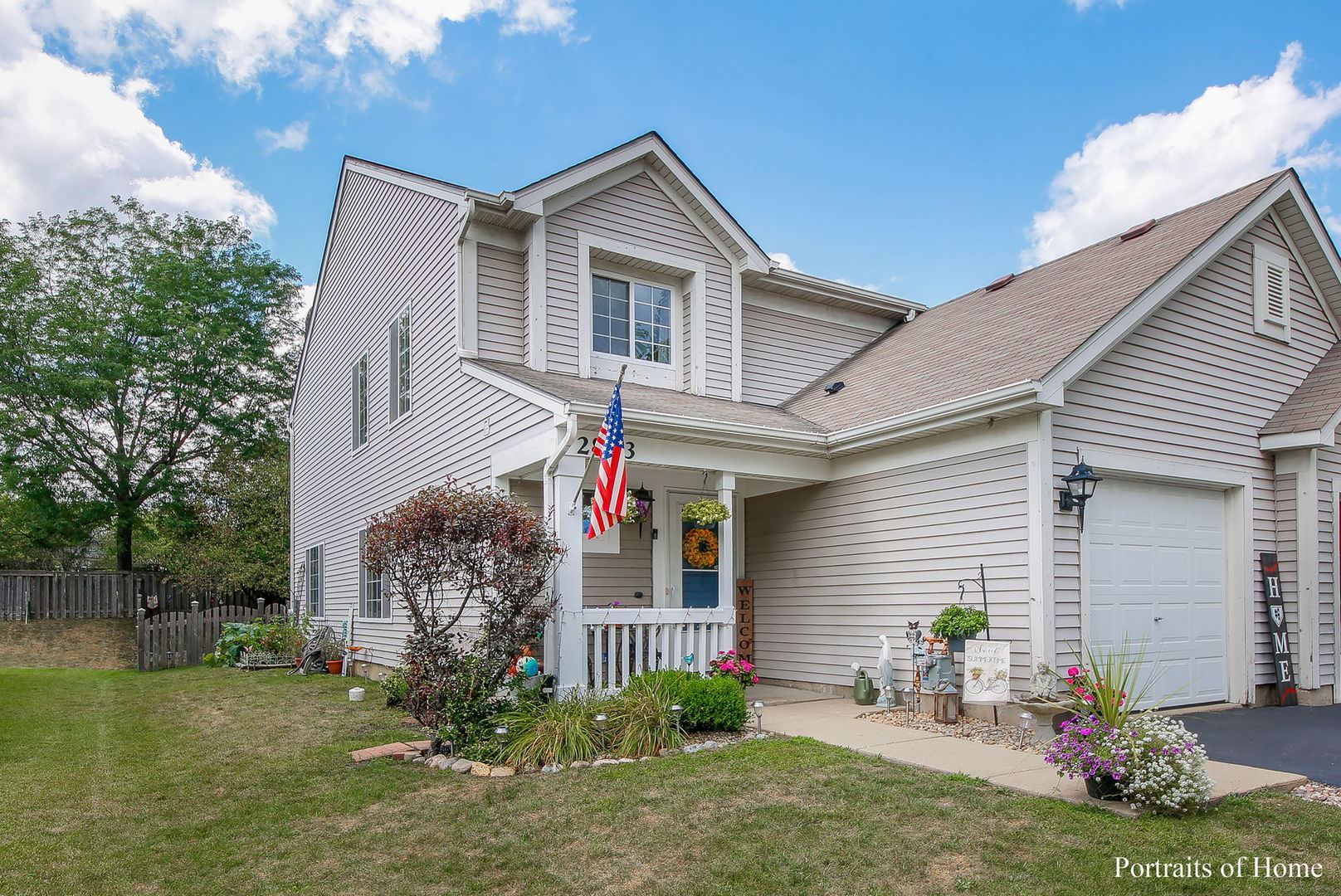 2803 SORREL ROW, Lake in the Hills, IL 60156 - #: 10824306