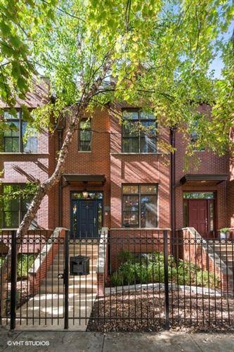 Photo of 4344 N LEAVITT Street, Chicago, IL 60618 (MLS # 11247307)