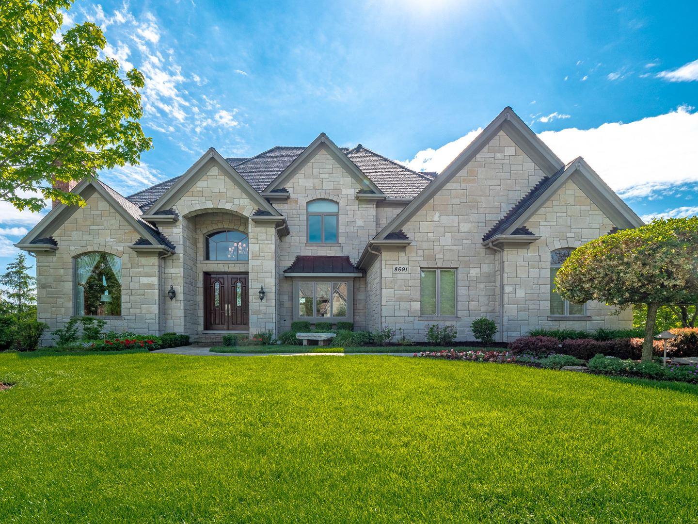 8691 CREST Court, Burr Ridge, IL 60527 - #: 10727307