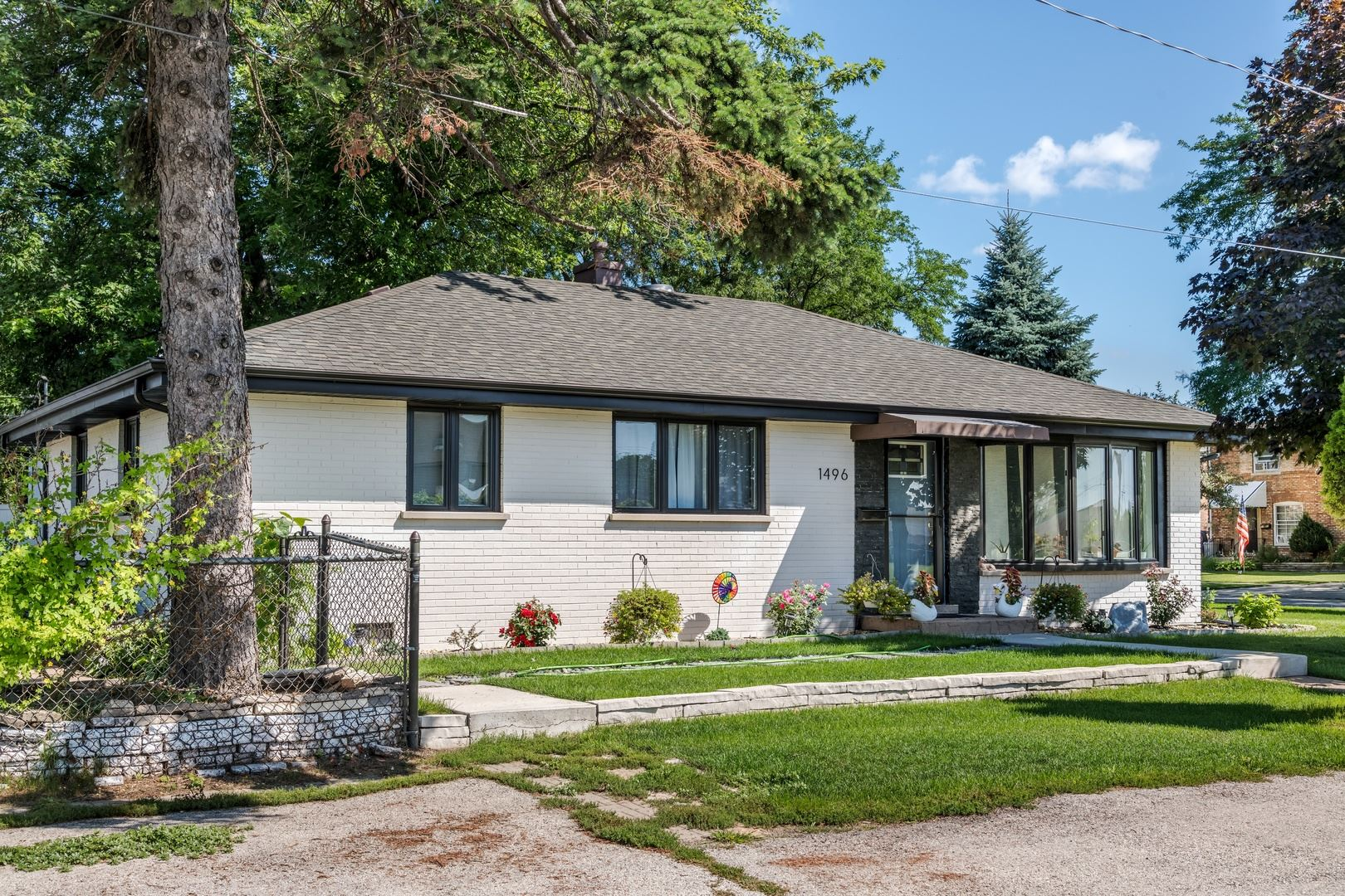 1496 Howard Avenue, Des Plaines, IL 60018 - #: 10734307