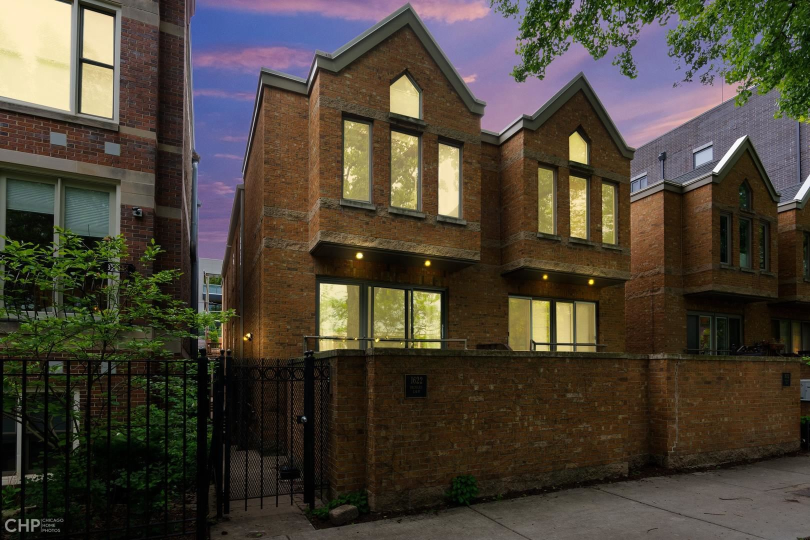 1622 N Orchard Street #TH-G, Chicago, IL 60614 - #: 10738307