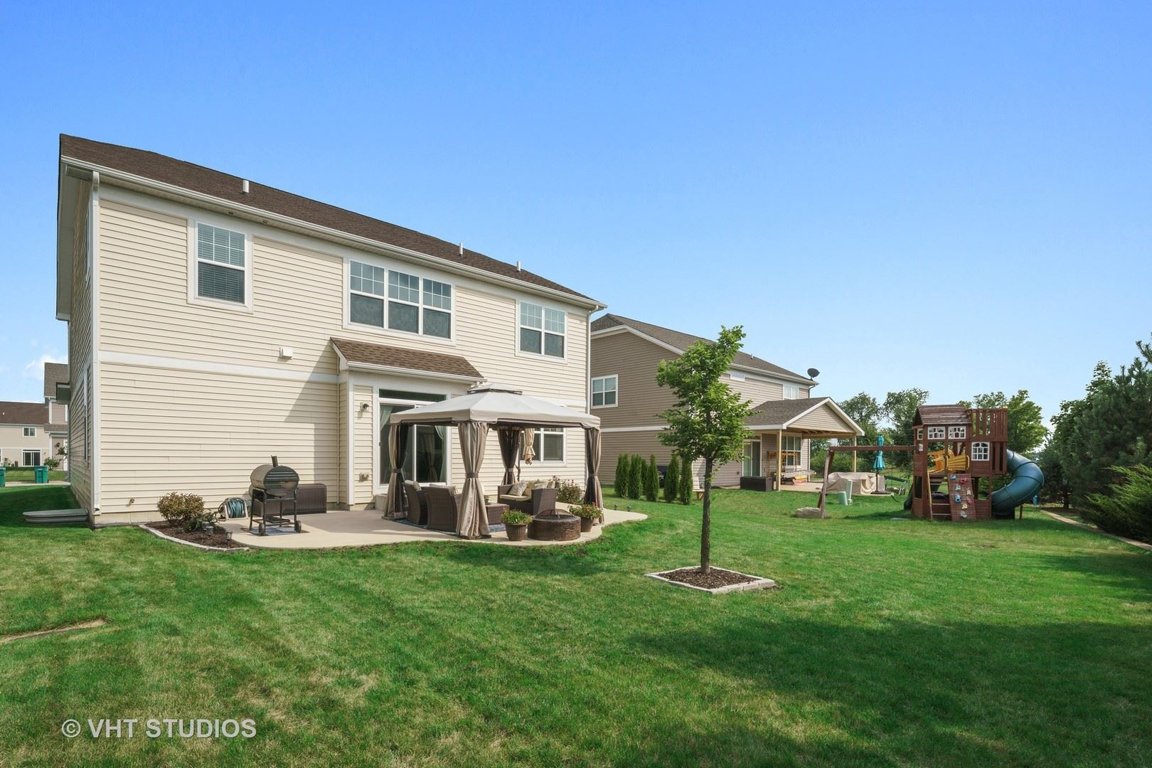 Photo of 14920 Morgan Lane, Plainfield, IL 60544 (MLS # 10862307)