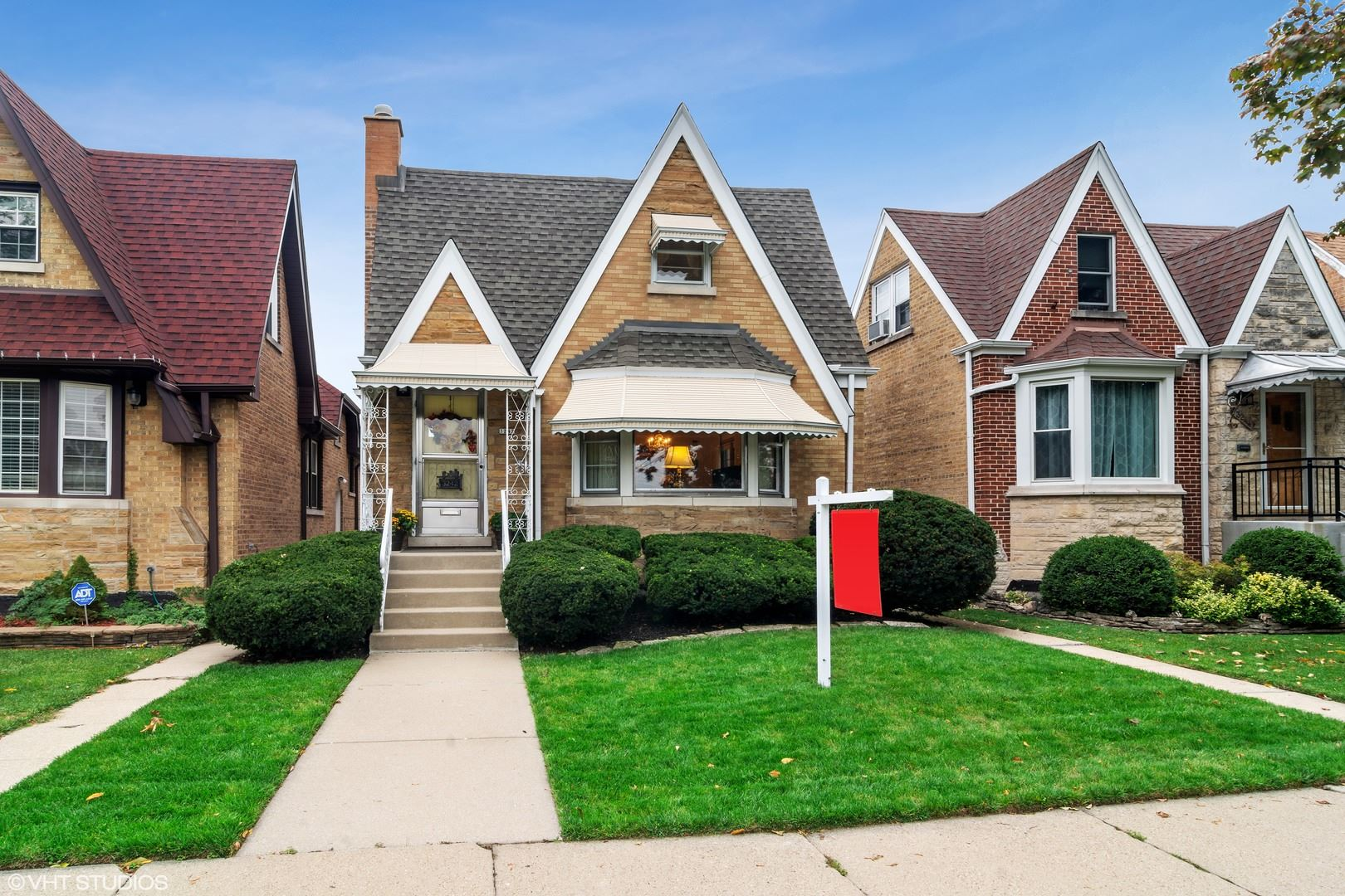 3242 N Nordica Avenue, Chicago, IL 60634 - #: 11157308