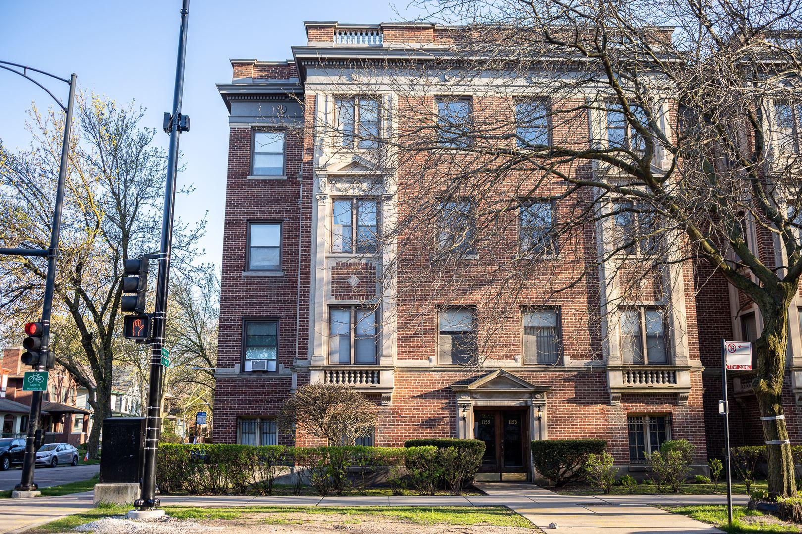 1153 E Hyde Park Boulevard #3E, Chicago, IL 60615 - #: 10725310