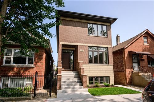 Photo of 3017 S QUINN Street, Chicago, IL 60608 (MLS # 10863312)