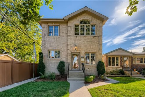Photo of 4975 N Major Avenue, Chicago, IL 60630 (MLS # 11254312)