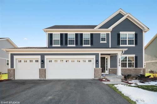 Photo of 25616 West CERENA Circle, Plainfield, IL 60586 (MLS # 10644313)