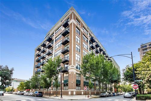 Photo of 221 E Cullerton Street #502, Chicago, IL 60616 (MLS # 11010313)