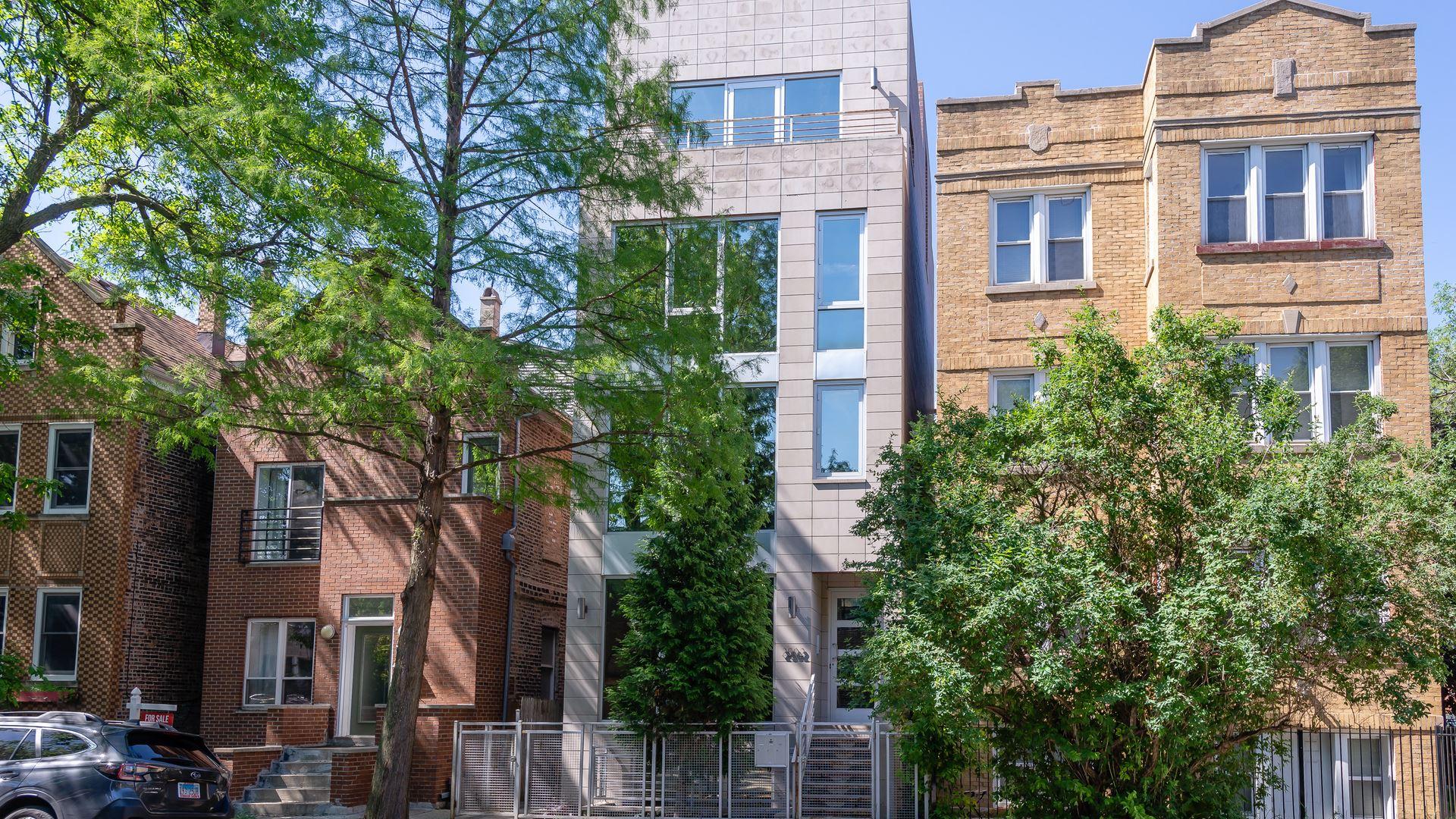 2502 W Haddon Avenue #1, Chicago, IL 60622 - #: 10749313