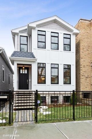 3436 N Claremont Avenue, Chicago, IL 60618 - #: 10614315