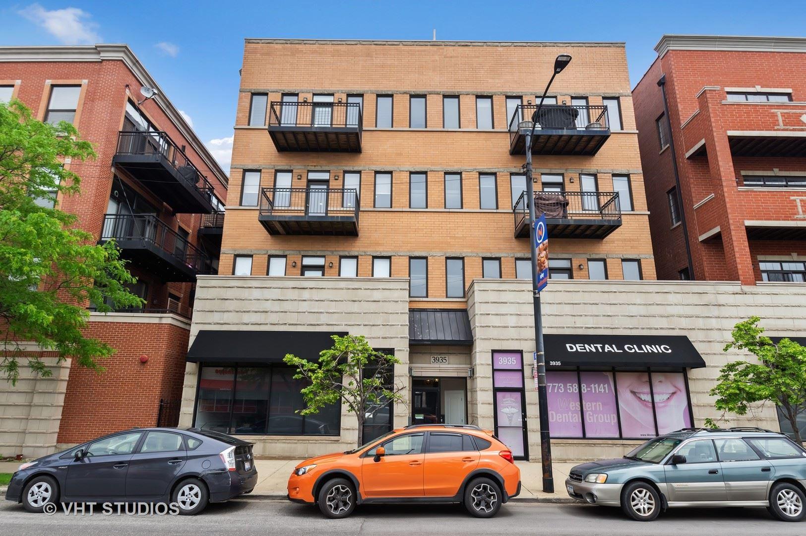 3935 N Western Avenue #3S, Chicago, IL 60618 - #: 10658315