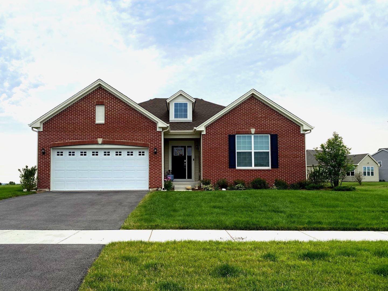 459 Parkside Lane, Yorkville, IL 60560 - #: 11154315