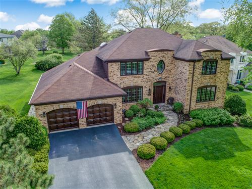 Photo of 7717 Ridgewood Lane, Burr Ridge, IL 60527 (MLS # 10663316)