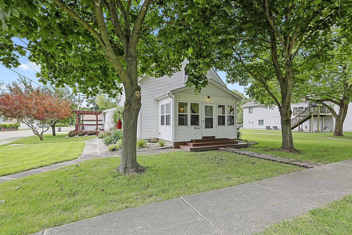 Photo for 102 N State Street, Saybrook, IL 61770 (MLS # 10803316)
