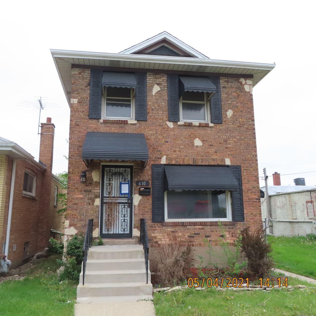 610 Eastern Avenue, Bellwood, IL 60104 - #: 11099316